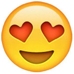 emoji-love-eyes